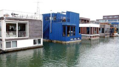Photo of Ферма на воді та ліс у морі: як живуть плавучі міста в Нідерландах