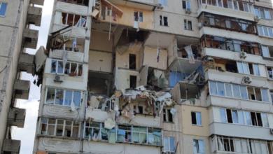Photo of Через вибух у багатоповерхівці у Києві є загроза обвалення