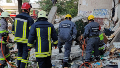 Photo of Вибух газу на Позняках: один загиблий, під завалами можуть бути люди