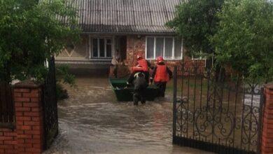 Photo of Підняття річкових вод на Буковині та Закарпатті може затопити 10 сіл – ДСНС