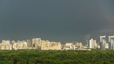 Photo of Грози та шквальний вітер: негода знеструмила міста і села у трьох областях