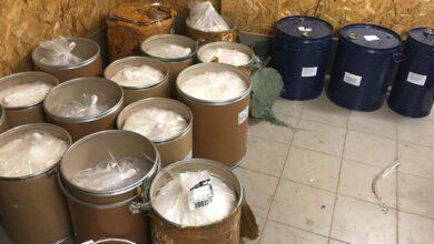 Photo of 30 кг метадону щомісяця: поліція Києва виявила нарколабораторію