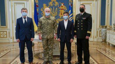 Photo of Зеленський призначив Неїжпапу новим командувачем ВМС України
