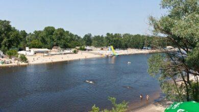 Photo of Де купатися у Києві – кращі пляжі 2020