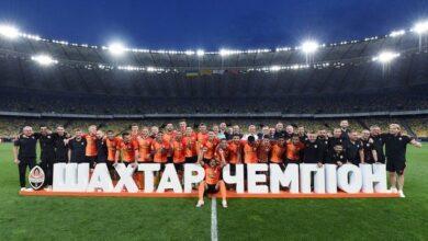 Photo of 13-й трофей: Шахтар – чемпіон України