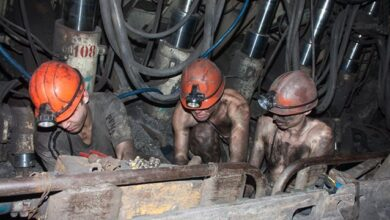Photo of Протести шахтарів у Кривому Розі: під землею залишаються майже 150 людей