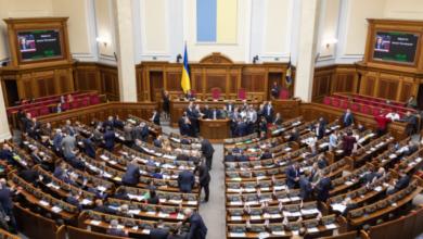 Photo of Рада перейменувала Верховний Суд та Генпрокуратуру