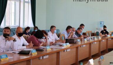 Photo of Відбулось завершення 75 сесії міської ради