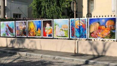 Photo of Картини ніжинської художниці Оксани Грек представили в Румунії. Фото. Відео