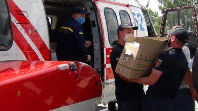 Photo of Рятувальники з Ніжина здійснили 38 польотів на Західній Україні
