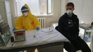 Photo of На Чернігівщині у двох призовників на строкову службу виявили коронавірус