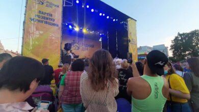 Photo of ТОП-тема вихідних: концерт у Ніжині і адмінпротокол за порушення карантину