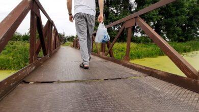 Photo of Ніжинці просять відремонтувати аварійний міст