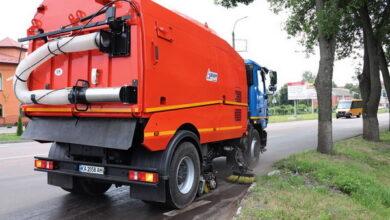 Photo of Нова спецтехніка почала прибирати вулиці Ніжина
