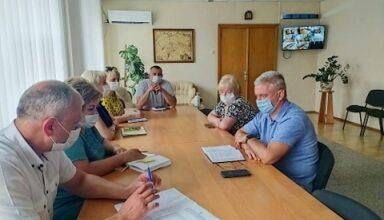 Photo of Міський голова провів нараду з керівниками медичних закладів