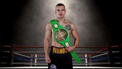 Photo of Боксер-чемпіон з Ніжина Петро Іванов у серпні проведе перший бій після карантину