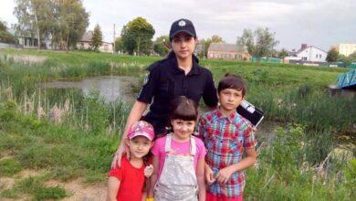 Photo of Про ніжинку, яка ще з дитинства мріяла стати правоохоронцем