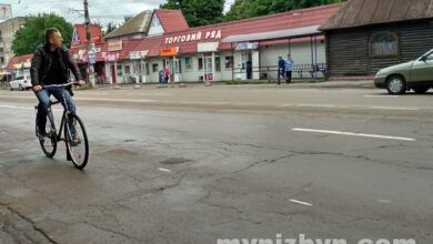 Photo of На Шевченка розмітили чотири смуги руху: чи виділили місце для велосипедистів?