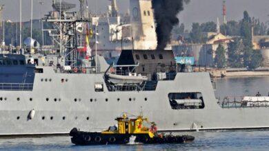 Photo of П'ять кораблів НАТО зайшли в Одесу – причина