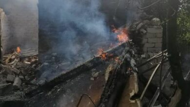 Photo of Бойовики обстріляли житлову частину Авдіївки: зруйновані два будинки