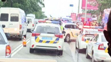 Photo of Має дві судимості: розповіли про підозрюваного у масштабному ДТП під Києвом