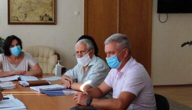 Photo of Анатолій Лінник провів нараду з питань благоустрою міста