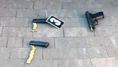 Photo of Бійка переросла у стрілянину: у Києві поліція затримала п'яних чоловіків