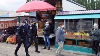 Photo of 2 протоколи за порушення карантину в Ніжині. Численні порушення на ринках