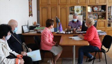 Photo of Анатолій Лінник провів прийом громадян