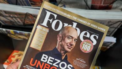 Photo of Статки Джеффа Безоса перевищили $180 млрд