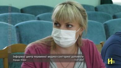 Photo of Інформує центр первинної медико-санітарної допомоги. Ніжин 13.07.2020
