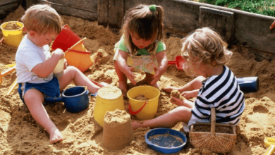 Photo of Дитячі майданчики по Ніжину підсиплють новим піском