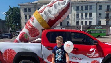 Photo of Компанія «Ласунка» нагадала Ніжину про «Свято морозива»!