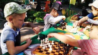 """Photo of """"Біла тура"""": як майбутні чемпіони в шахи грали"""