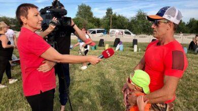 Photo of Тренер з Ніжина і фітнес-марафон заради краси у Плисках. Відео ТСН