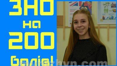 Photo of ЗНО: учениця з Ніжина набрала 200 балів з української мови і літератури