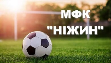 Photo of Перемога ніжинської команди футболістів у Носівці. Наступний матч буде у Ніжині