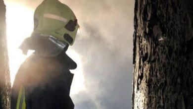 Photo of У Ніжині під час пожежі загинув 45-річний чоловік