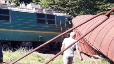 Photo of Вантажний потяг зійшов з рейок в Кіровоградській області