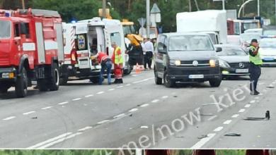 Photo of Toyota влетіла у Volkswagen: на Старообухівському шосе знову смертельна ДТП