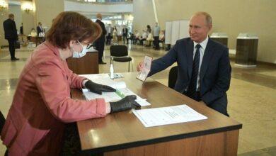 Photo of Терміни Путіна обнулять: ЦВК Росії оголосила результати голосування