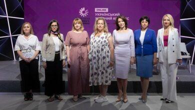 Photo of Гнучкі лідери і гендерна квота: про що говорили на Українському Жіночому Конгресі