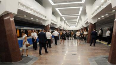 Photo of У харківському метро сталася бійка через відсутність маски у пасажира