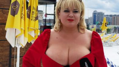 Photo of Найбільші жіночі натуральні груди: в Україні встановили новий рекорд