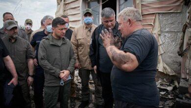 Photo of Зеленський дозволив залучити авіацію до гасіння пожеж на Луганщині