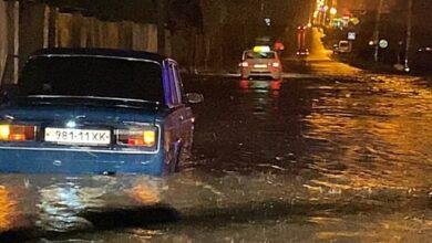 Photo of Вулиці перетворилися на річки: Харків затопили зливи