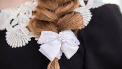 Photo of П'ять простих зачісок на 1 вересня