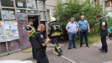 Photo of У Києві через витік газу евакуювали багатоповерхівку