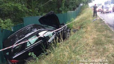 Photo of Смертельне ДТП під Києвом: водію Mercedes повідомили про підозру