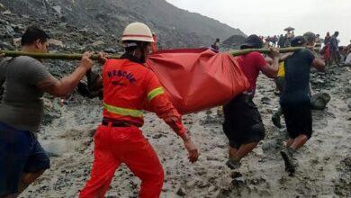 Photo of 113 гірників загинули: у М'янмі обвалилась нефритова шахта